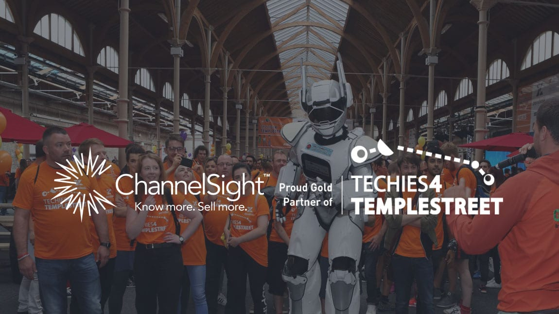 ChannelSight Returns Again As Gold Sponsors At Techies 4 Temple Street 2019