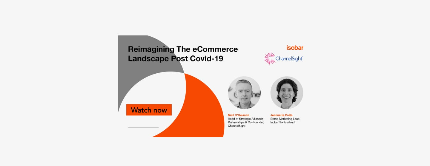 Webinar: Reimagining The eCommerce Landscape Post Covid-19
